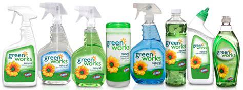 green clorox green works