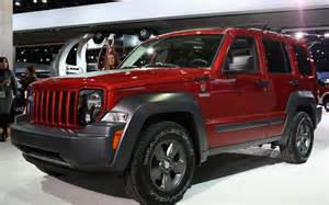Chrysler Jeep Liberty Trucks And Suvs News At Truck Trend Network