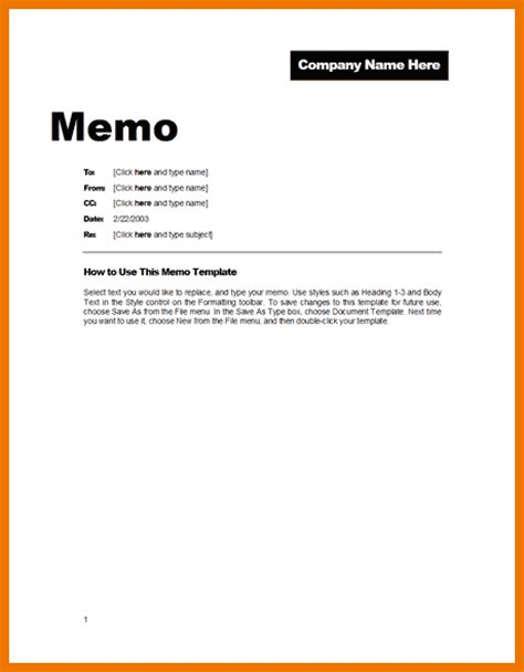 Office Letter Format 5 Office Memo Template Assistant Cover Letter