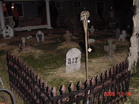 graveyard decoration ideas decorations photo gallery 2005