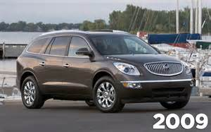 2009 Buick Suv Trucks And Suvs News At Truck Trend Network