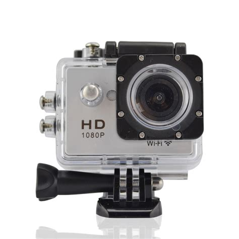mini camcorder wifi sport dv hd 1080p underwater helmet waterproof
