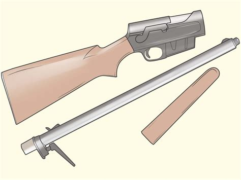 how to bed a rifle how to bed a rifle stock 13 steps with pictures wikihow
