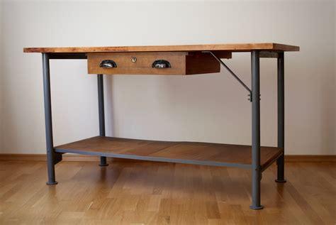 arbeitstisch kaufen vintage werkstatt tisch bei pamono kaufen