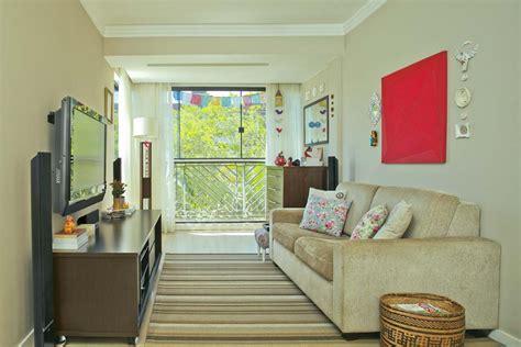 decoração sala de estar e jantar integradas simples aprenda a escolher a cor para a parede da sala