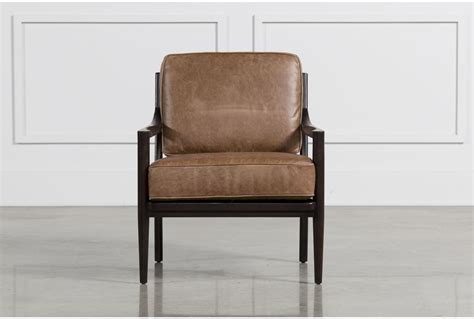 living spaces accent chairs 28 images bryce leather