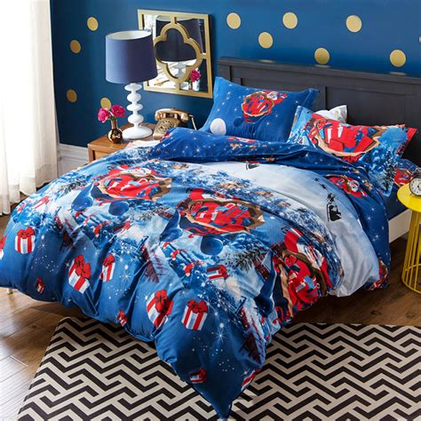 Souvenir Dompet Batik Set 3 for merry gift set 4pcs santa clause 3d bedding set duvet cover