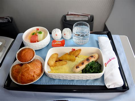 batik air meal trip report malindo air business class boeing 737 900er