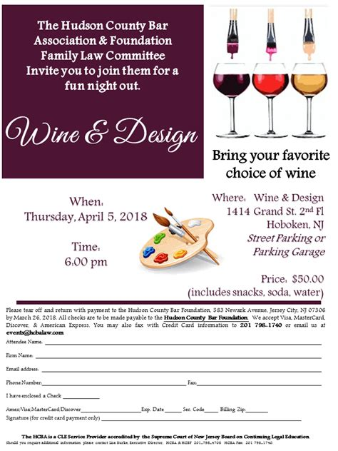 wine and design rahway calendar wine design