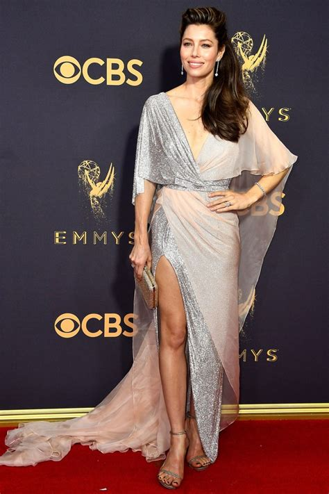 Biel Half Makes For Great Comedy by She S Top 5 Best Dressed Of Emmys 2017