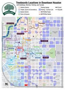 map of downtown houston map of downtown houston helena s wedding