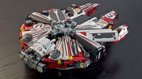 best lego millenium falcon lego millennium falcon racer way faster than 12 parsecs