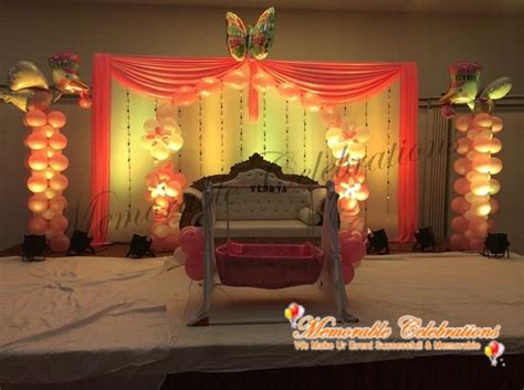 Cradle Ceremony Decoration by Organising Birthday Organising Birthday Birthday