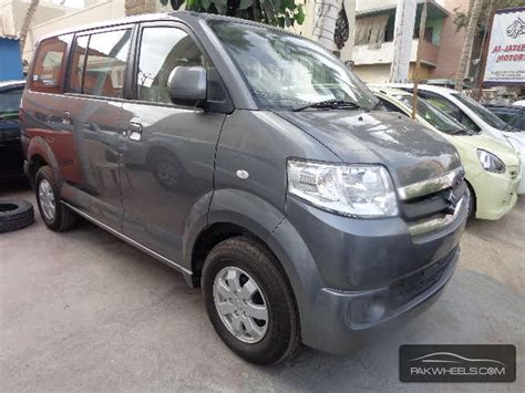 Used Suzuki Apv Used Suzuki Apv 2014 Car For Sale In Karachi 875792