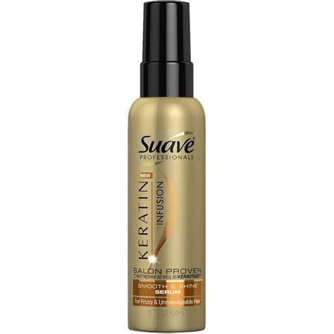 amazoncom suave professionals styling cream sleek amazon com suave professionals keratin infusion smooth
