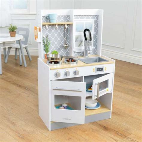 Kidkraft Wooden Play Kitchen by Kidkraft Lets Cook Kitchen Littledreamers Ie Baby