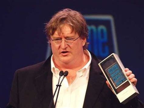 biography of gabe newell gabe newell valve ceo mans tech support business insider