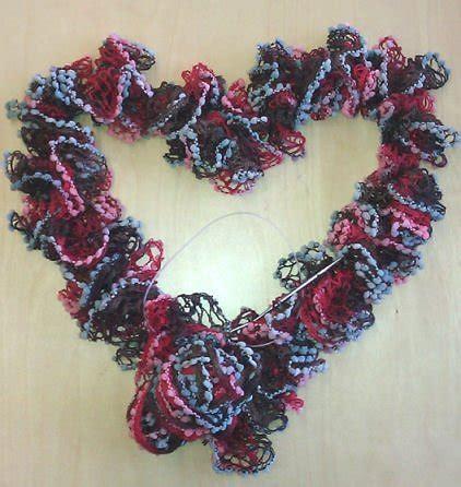free crochet pattern ribbon yarn 187 crochet pattern ribbon scarf yarn