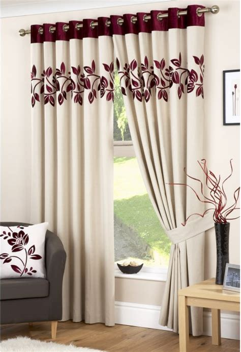 wine eyelet curtains curtina curtains and blinds