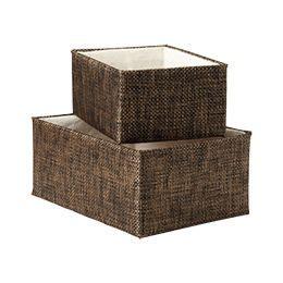 Linen Closet Storage Bins by 16 Best Images About Linen Closet Organization Baskets