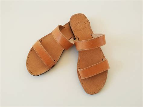 leather sandals for open toe brown leather sandals sandals
