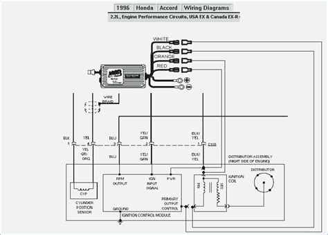honda accord wiring diagram 1993 accord free printable