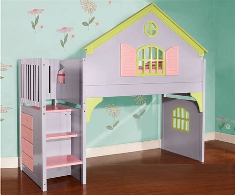 doll house orlando 0300 doll house stair stepper loft bed discovery world furniture castle loft bed