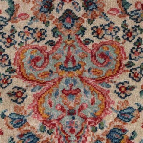 karastan floral kirman rug vintage karastan kirman all floral rug circa 1950 for sale at 1stdibs