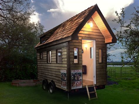 small house in tiny house s on wheels for sale in the uk custom built