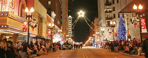 celebrate the holidays in the east tennessee river valley