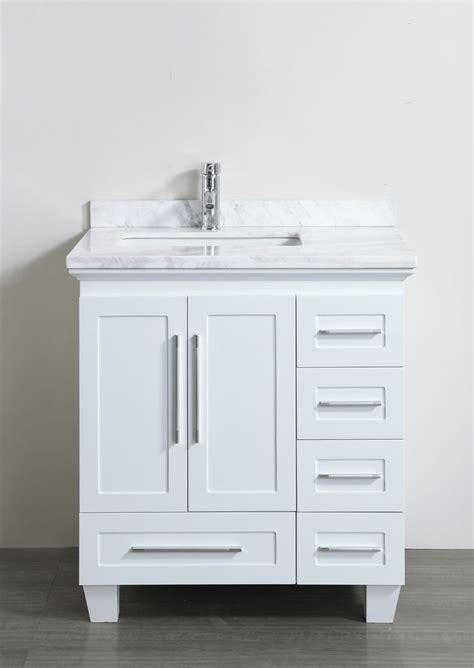 Patio Furniture Direct Great White Bathroom Vanity 30 Inch 14 With Additional