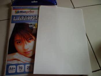 Kertas Bening Spesialis Printing Ofset Wonosobo Jenis Bahan Stiker