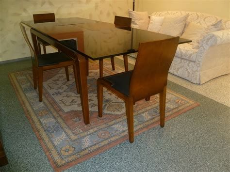 sedie le fablier le fablier tavolo modello mosaico allungabili tavoli a