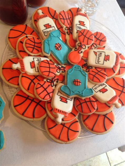 Basketball Baby Shower by Best 20 Basketball Baby Shower Ideas On