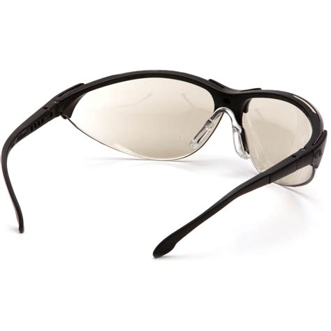 pyramex rendezvous safety glasses clear frame