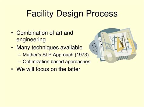 facility layout optimization ppt ppt traditional approaches to facility layout powerpoint