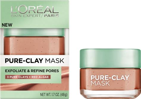 L Oreal Clay Mask l oreal introduces mud masks musings of a muse