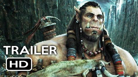 film fantasy youtube warcraft official trailer 2 2016 action fantasy movie