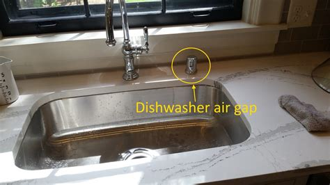 sink draining into dishwasher tywkiwdbi quot wiki widbee quot quot dishwasher air gap quot explained