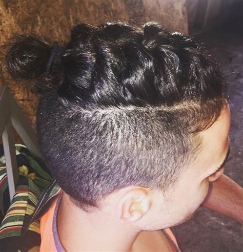 braided hairstyles guide braided man bun hairstyle guide with pictures long hair guys