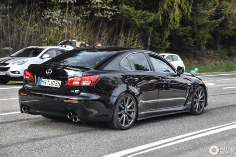 lexus isf lexus is f 5 june 2017 autogespot