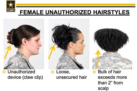 military accepted haircuts what the new army hairstyle guidelines suggest about the