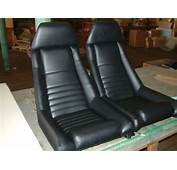 Lotus Europa Twin Cam Special Vinyl Seat Covers  S&ampC