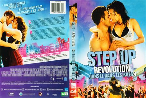 film up dvd step up revolution movie dvd scanned covers step up
