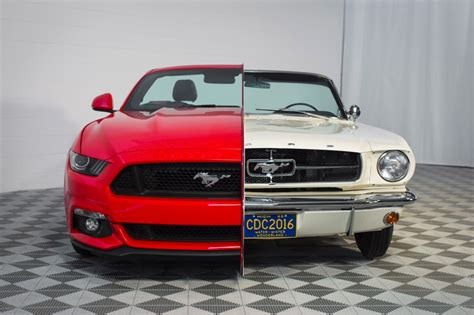 mustang history design 50 years of ford mustang history bestride