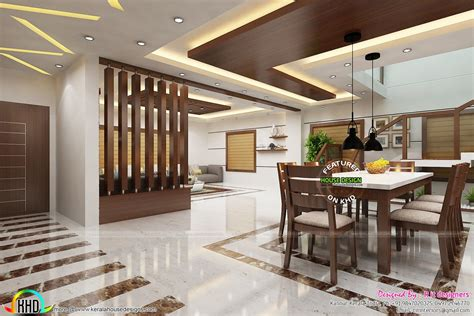 home interior design kerala style 2018 2017 kitchen and dining trends in kerala in 2018 dining room and dining room