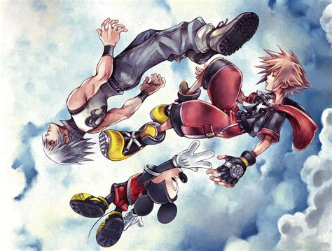 Kaset Kingdom Hearts 3d Drop Distance 3ds kingdom hearts 3d hd remaster possibly coming up next technobuffalo
