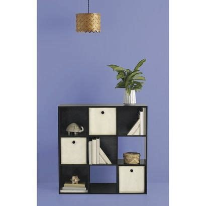 room essentials tv stand room essentials 9 cube organizer espresso would be as a tv stand and bookshelf in