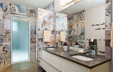 graffiti bathroom tiles graffiti interiors home art murals and decor ideas