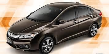 Mobile Honda Honda City Spesifikasi Dan Harga Mobil Honda City